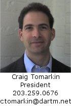 Craig Tomarkin, President